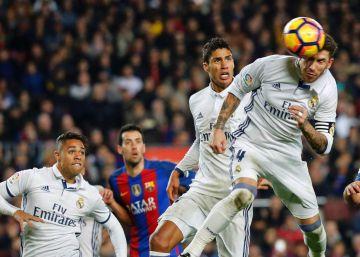Barcelona - Real Madrid, el clásico 2016 en imágenes