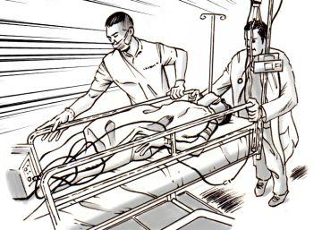El accidente de avión del Chapecoense, en viñetas