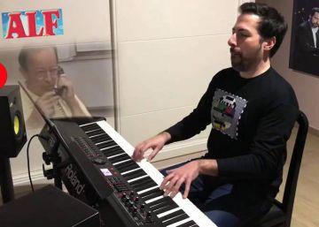 25 sintonías de TVE tocadas a piano en cinco minutos