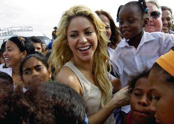 La escuela de Shakira, nombrada la mejor de Colombia