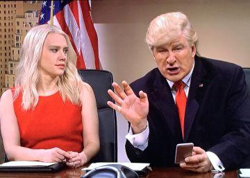 Alec Baldwin reta a Donald Trump