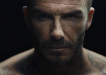 Fotograma del vídeo de David Beckham para Unicef.