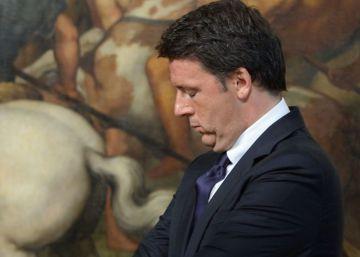 El cebo era Renzi