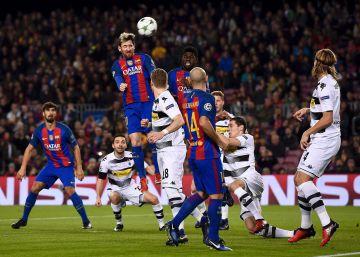Barcelona - Borussia Monchengladbach, en imágenes