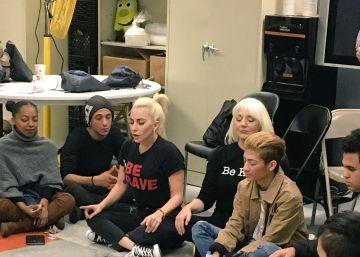 Lady Gaga revela que sufre estrés postraumático por una violación