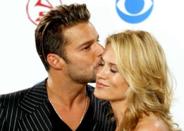 Ricky Martin y Rebecca de Alba perdieron el hijo que esperaban