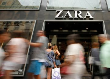 Spain's Inditex sees 41% increase in Irish unit's online sales