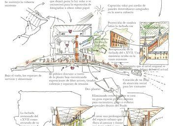Así imaginó Norman Foster la futura ampliación del Museo del Prado (versión en español)