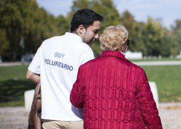 """""""El voluntariado no es una tarea solo para jubilados"""""""