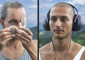 Viajar sin vista, sin oído y sin habla