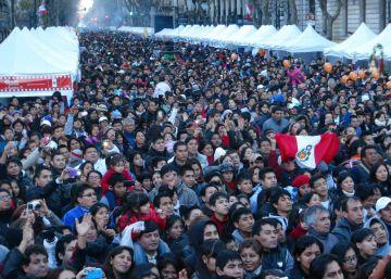Argentina se revuelve contra la detención de inmigrantes