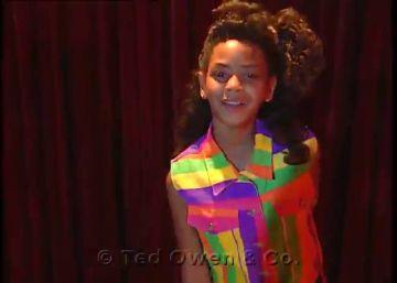 Un vídeo de Beyoncé actuando con 10 años, a subasta por cuatro millones