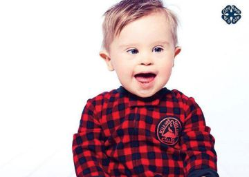 Asher Nash, modelo de OshKosh B'Gosh