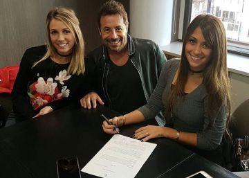 Antonella Roccuzzo y Sofía Balbi, diseñadoras de calzado