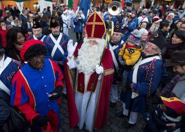 Movimiento de liberación para el supuesto esclavo de Papa Noel