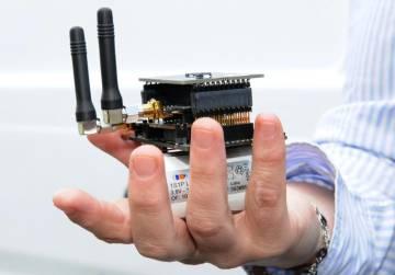 Sensor de la empresa Libelium.