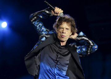 Mick Jagger, padre por octava vez a los 73 años