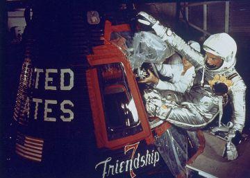 El vuelo que hizo famoso a John Glenn
