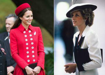 Moda para dos generaciones de princesas