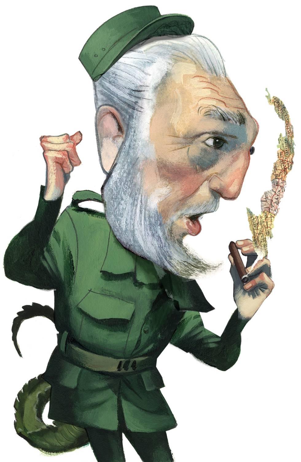 La muerte de Fidel