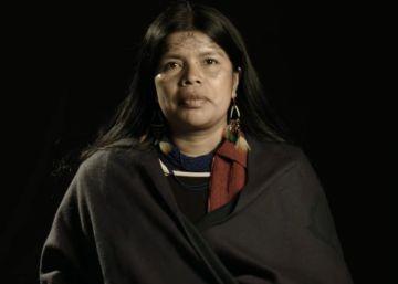 """""""El pueblo indígena ya no es ese al que hay que evangelizar y dar ropita"""""""