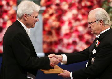 Los Premios Nobel 2016, en imágenes