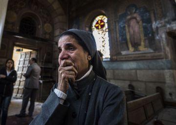Atentado en la catedral copta de El Cairo
