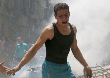 Vergonha em Aleppo