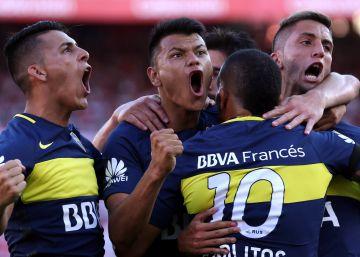 River Plate - Boca Juniors, en imágenes