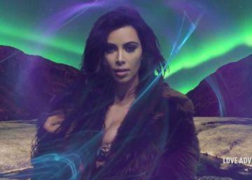 Kim Kardashian regresa con un sensual vídeo