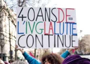 El derecho al aborto vuelve a la actualidad francesa