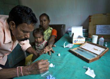 Hay un (lento) progreso contra la malaria