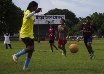Fútbol que construye igualdad de género