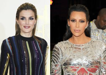 El nuevo estilo de Letizia, a lo Kardashian
