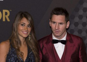 Messi se casará en 2017 con Antonella Roccuzzo