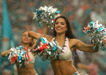 Las 'cheerleaders' quieren ser olímpicas
