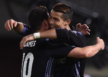 América - Real Madrid, las imágenes del partido