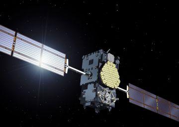 Galileo, el sistema europeo de navegación por satélite, empieza a ofrecer sus servicios