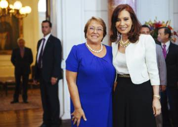 Bachelet takes office for second term as Chile's next president