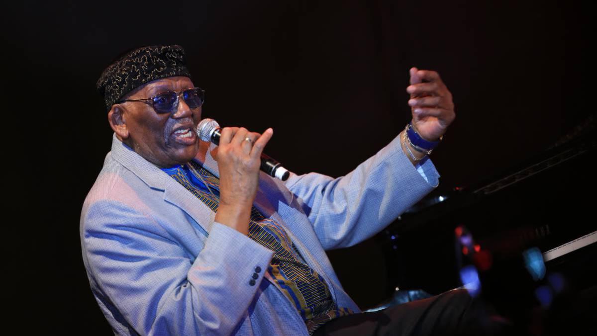 Randy Weston en el Festival Gnawa de Músicas del Mundo de Esauira