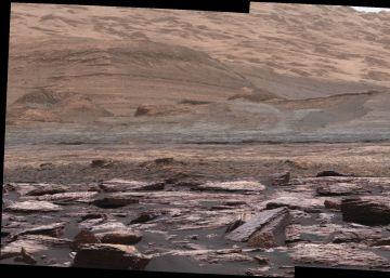 Marte tuvo agua templada en la que pudo surgir la vida
