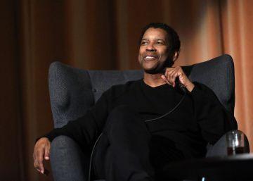 """Denzel Washington: """"Lo importante es decir la verdad, no solo ser los primeros"""""""
