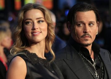 Johnny Depp sigue sin pagar a Amber Heard por su divorcio