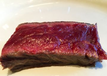 El laberinto de las carnes rojas. Capítulo II