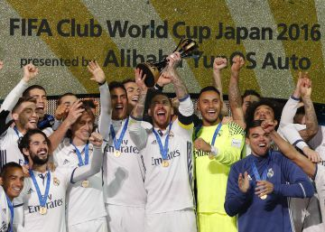 Real Madrid - Kashima Antlers, en imágenes