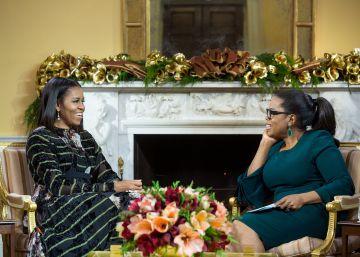 La última entrevista de Michelle Obama como primera dama