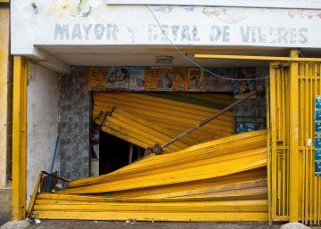 Caos en Venezuela