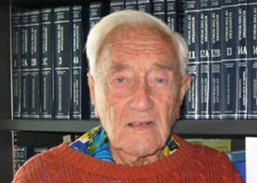 Un científico australiano de 102 años consigue seguir trabajando en el campus