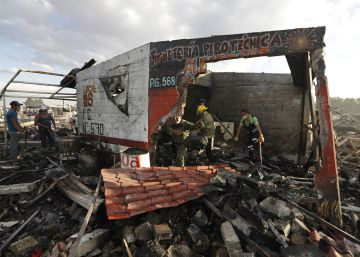 O barril de pólvora de Tultepec