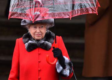 Isabel II deja el palacio de Buckingham por Navidad